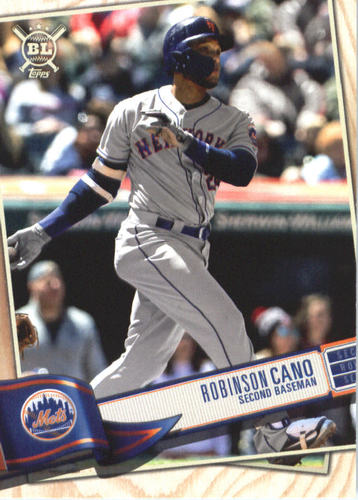 Photo of 2019 Topps Big League #248 Robinson Cano