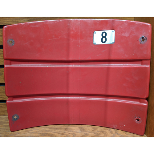 Photo of Fenway Park Red Roof Box Seatback #8