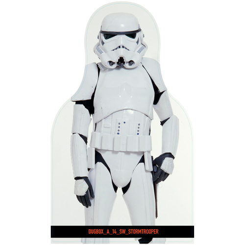 Photo of Giants Community Fund: Giants Stormtrooper 2 Cutout