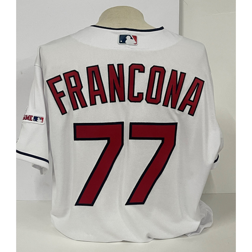 Photo of Team Issued Jersey - Terry Francona #77