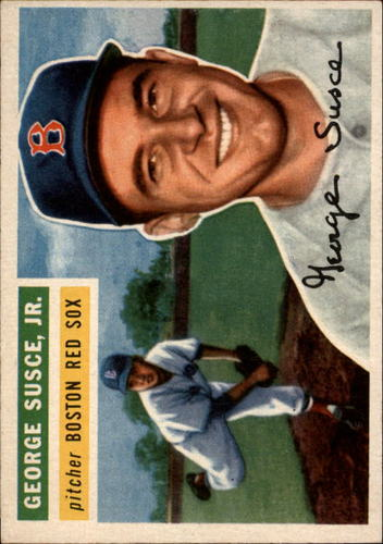 Photo of 1956 Topps #93 George Susce