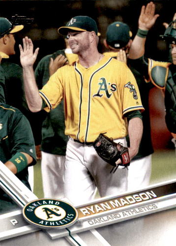 Photo of 2017 Topps #479 Ryan Madson