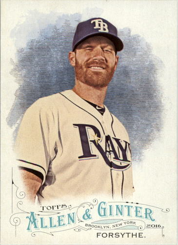 Photo of 2016 Topps Allen and Ginter #53 Logan Forsythe