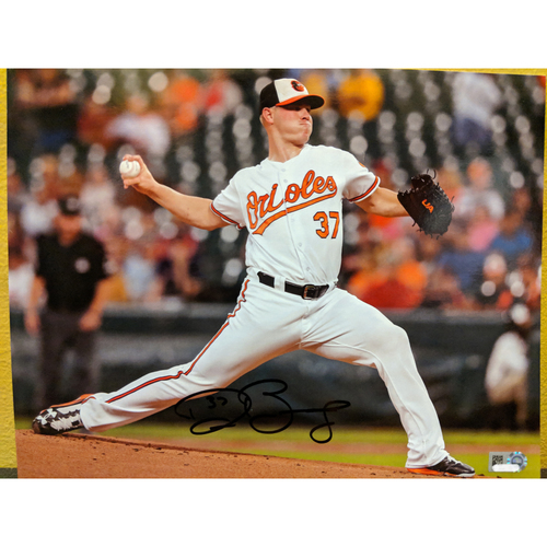 "Photo of Dylan Bundy Autographed 8"" x 10"" Photo"