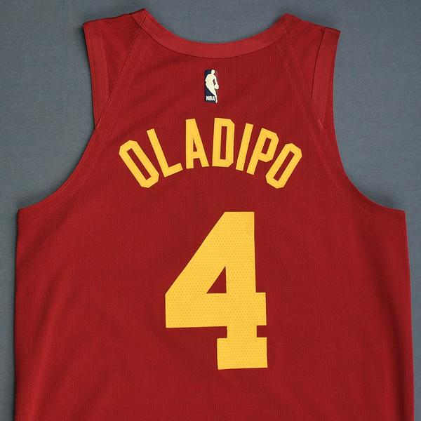 Victor Oladipo - Indiana Pacers - Game-Worn Classic Edition