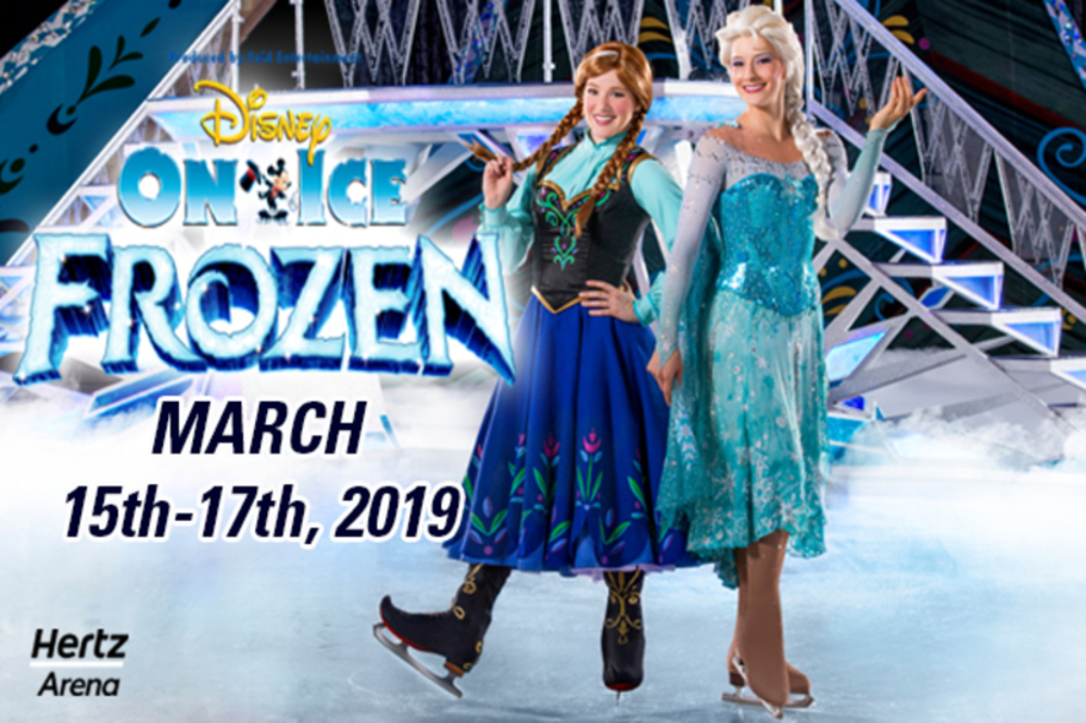 Photo of Disney On Ice Presents Frozen! March 17th, 2019