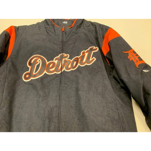 Photo of Team-Issued #46 Road Bench Jacket