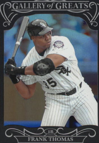 Photo of 2015 Topps Gallery of Greats #GG2 Frank Thomas