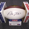 NFL - Vikings Adam Thielen signed panel ball
