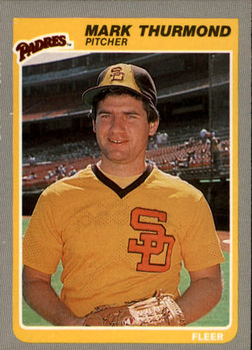Photo of 1985 Fleer #46 Mark Thurmond