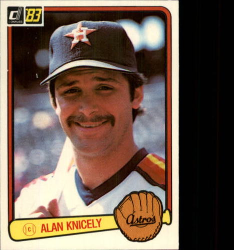 Photo of 1983 Donruss #620 Alan Knicely