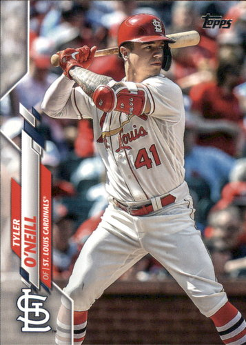 Photo of 2020 Topps #39 Tyler O'neill