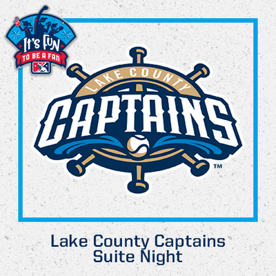 Lake County Captains Suite Night