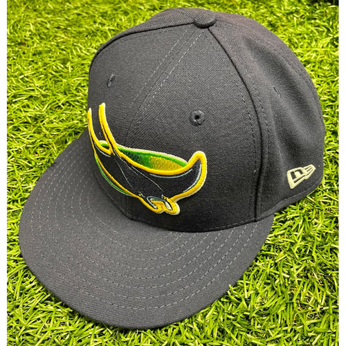 Photo of Team Issued Devil Rays Cap: Ryan Yarbrough #48