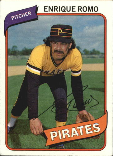 Photo of 1980 Topps #332 Enrique Romo