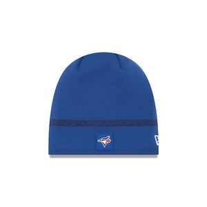 Toronto Blue Jays Clubhouse Molded Knit Toque by New Era