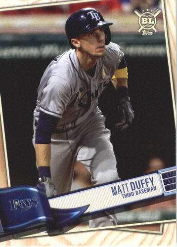 Photo of 2019 Topps Big League #257 Matt Duffy