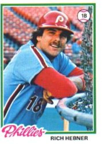 Photo of 1978 Topps #26 Rich Hebner