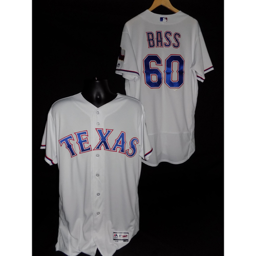 Photo of Anthony Bass Team-Issued Home Jersey - Size 46