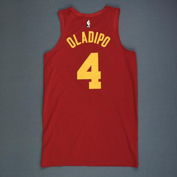 06440bcc43d1 Victor Oladipo - Indiana Pacers - Game-Worn Classic Edition 1954-55 ...