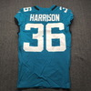 Jaguars - Ronnie Harrison 2018 Game Used Jersey Size 40