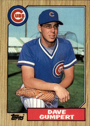 Photo of 1987 Topps #487 Dave Gumpert