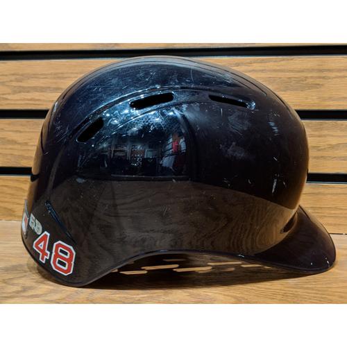 Photo of Gorkys Hernandez Team Issued Batting Helmet
