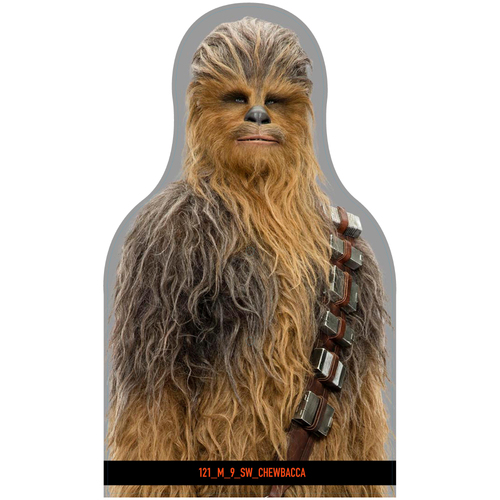 Photo of Giants Community Fund: Giants Chewbacca  Cutout