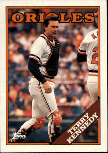 Photo of 1988 Topps #180 Terry Kennedy