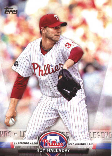 Photo of 2018 Topps Salute #TS34 Roy Halladay