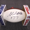 NFL - Rams Andrew Whitworth signed panel ball
