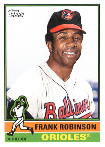 Photo of 2015 Topps Archives #179 Frank Robinson
