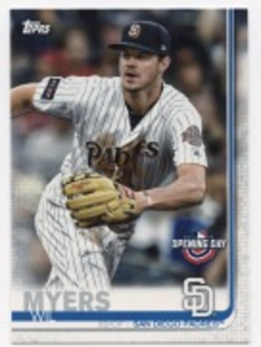 Photo of 2019 Topps Opening Day #140 Wil Myers