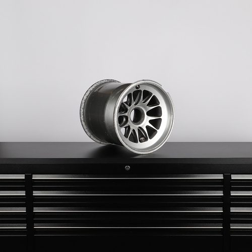 Photo of BAR Honda F1 Team 2008 Front Wheel Rim Table