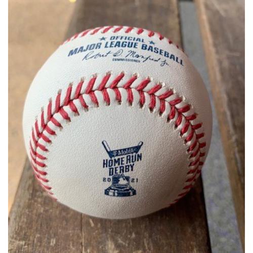 Photo of 2021 MLB Home Run Derby - Joey Gallo - Bonus Round Home Run #12 - Round 1