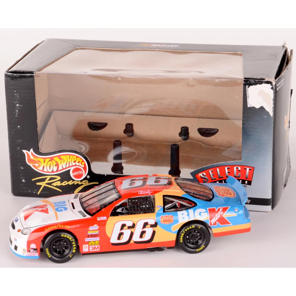 Darrell Waltrip #66 Route 66 NASCAR 1:24 Diecast Car