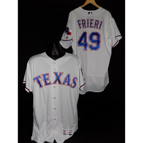 Photo of Ernesto Frieri Team-Issued Home Jersey - Size 48
