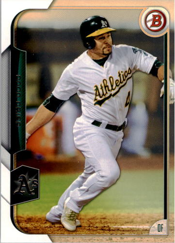 Photo of 2015 Bowman #65 Coco Crisp