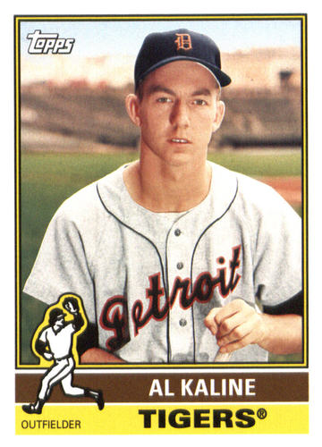 Photo of 2015 Topps Archives #184 Al Kaline