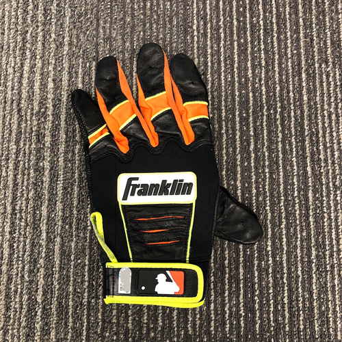 Photo of 2018 Team Issued Batting Glove - #8 Hunter Pence