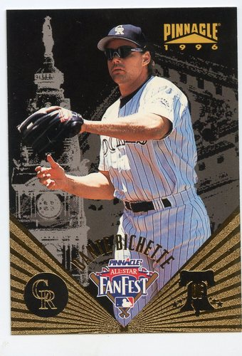 Photo of 1996 Pinnacle FanFest #11 Dante Bichette