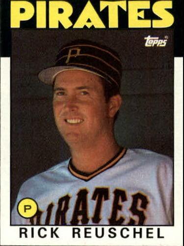 Photo of 1986 Topps #779 Rick Reuschel