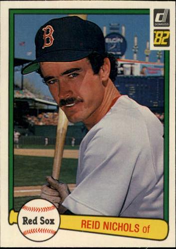 Photo of 1982 Donruss #632 Reid Nichols