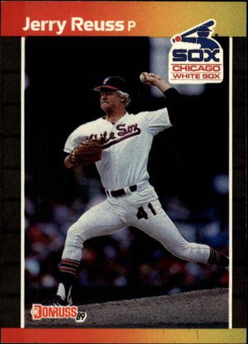 Photo of 1989 Donruss #413 Jerry Reuss