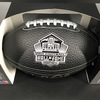 HOF - Saints Morten Andersen Signed NFL Auction Exclusive Commemorative Hall of Fame Football W/ 100 Seasons Logo