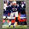 Patriots - Jabaal Sheard Signed Photo