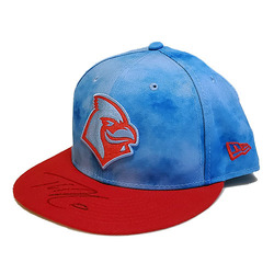 Photo of Tyler O'Neill Autographed Team-Issued Memphis Redbirds 2019Father's Day Hat
