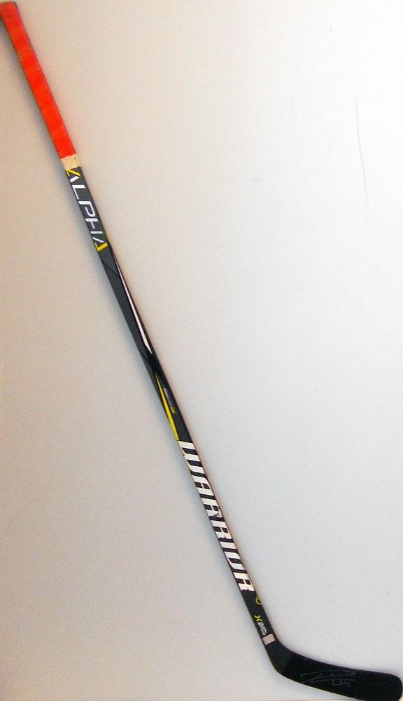 #29 LeonDraisaitl Game Used Stick - Autographed - Edmonton Oilers