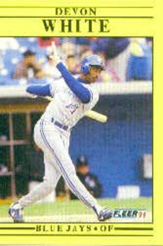 Photo of 1991 Fleer Update #69 Devon White