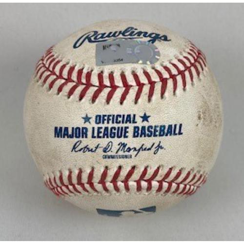 Photo of 2021 MLB Home Run Derby - Matt Olson - Out - Round 1